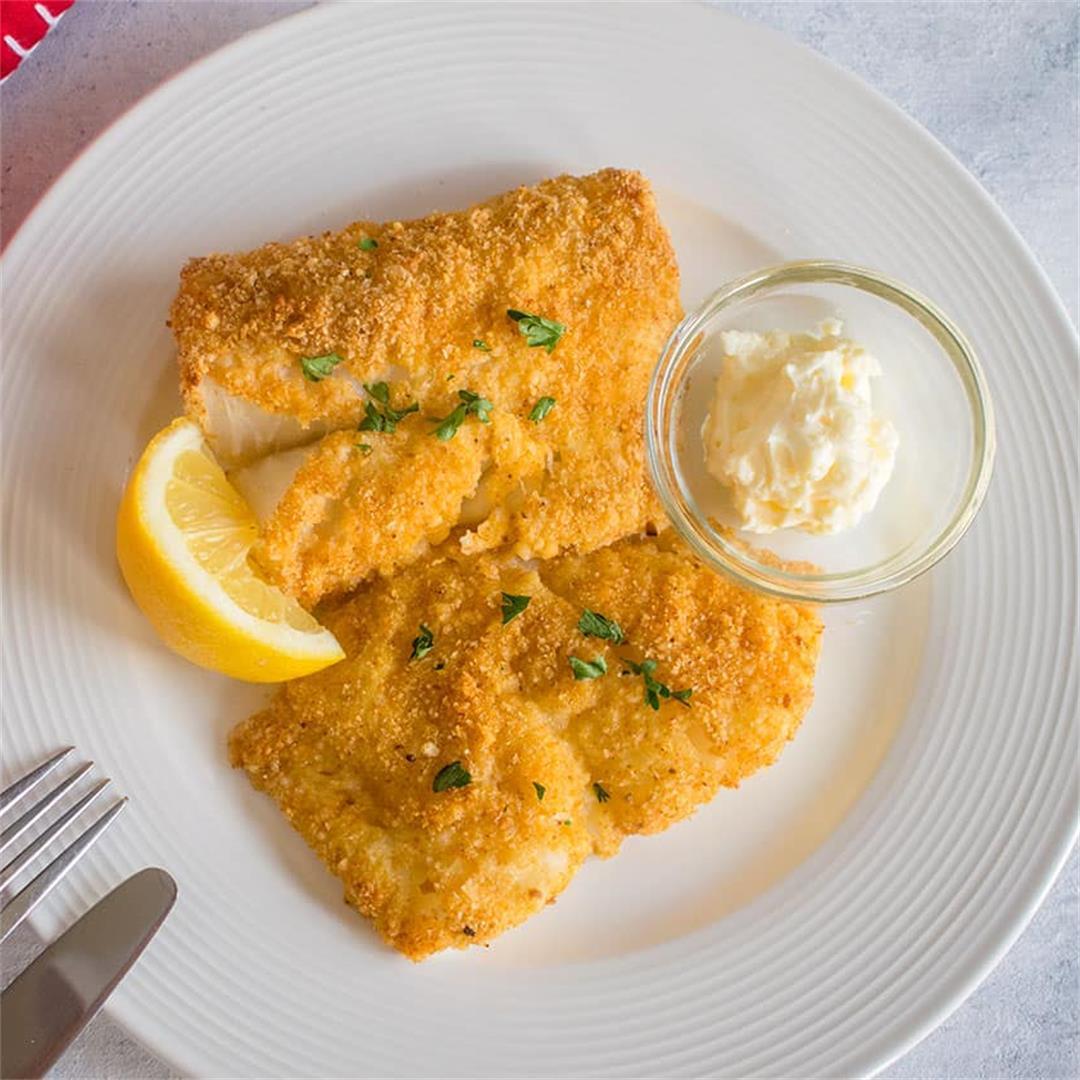 Oven-Fried Cod Recipe (Crispy & Delicious!)
