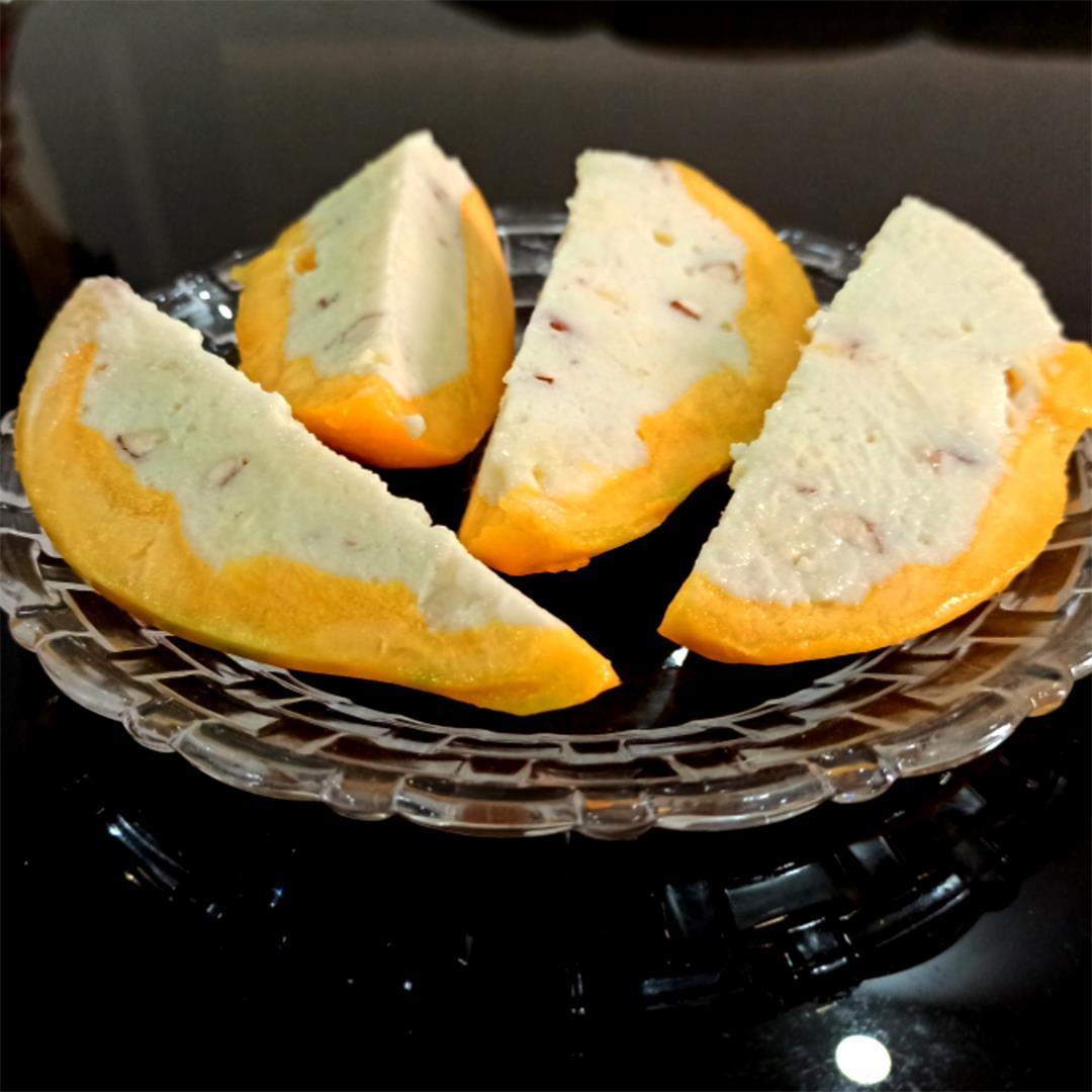 Stuffed Mango Kulfi by Jayati Singhal