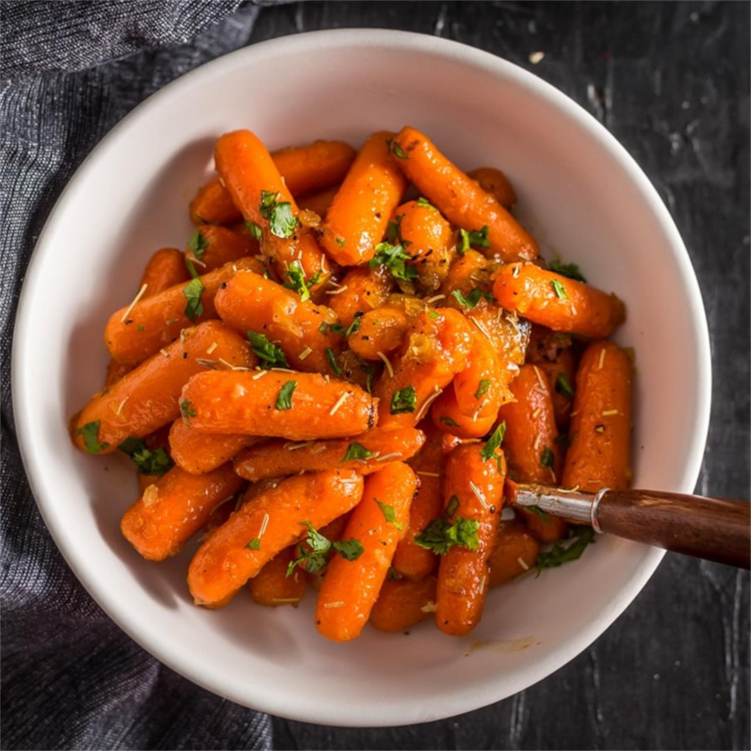 Honey Glazed Instant Pot Carrots