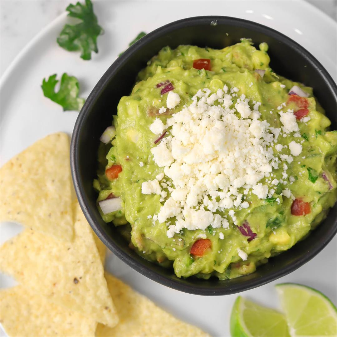 5-Minute Loaded Guacamole