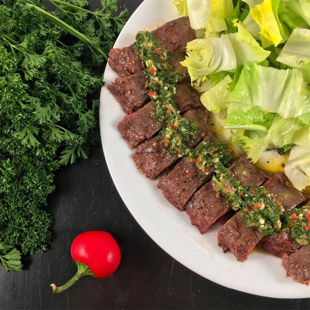 The Chimichurri Sauce You Need in Your Life