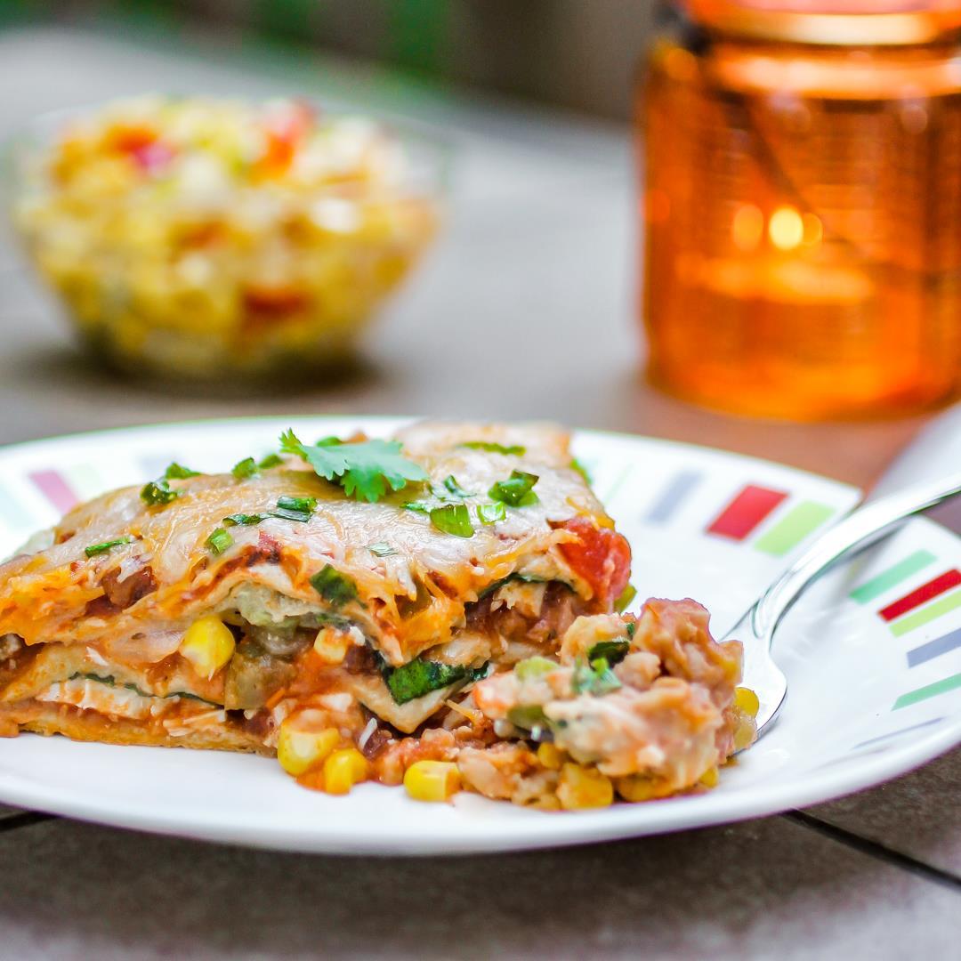 Vegetarian Mexican Recipe