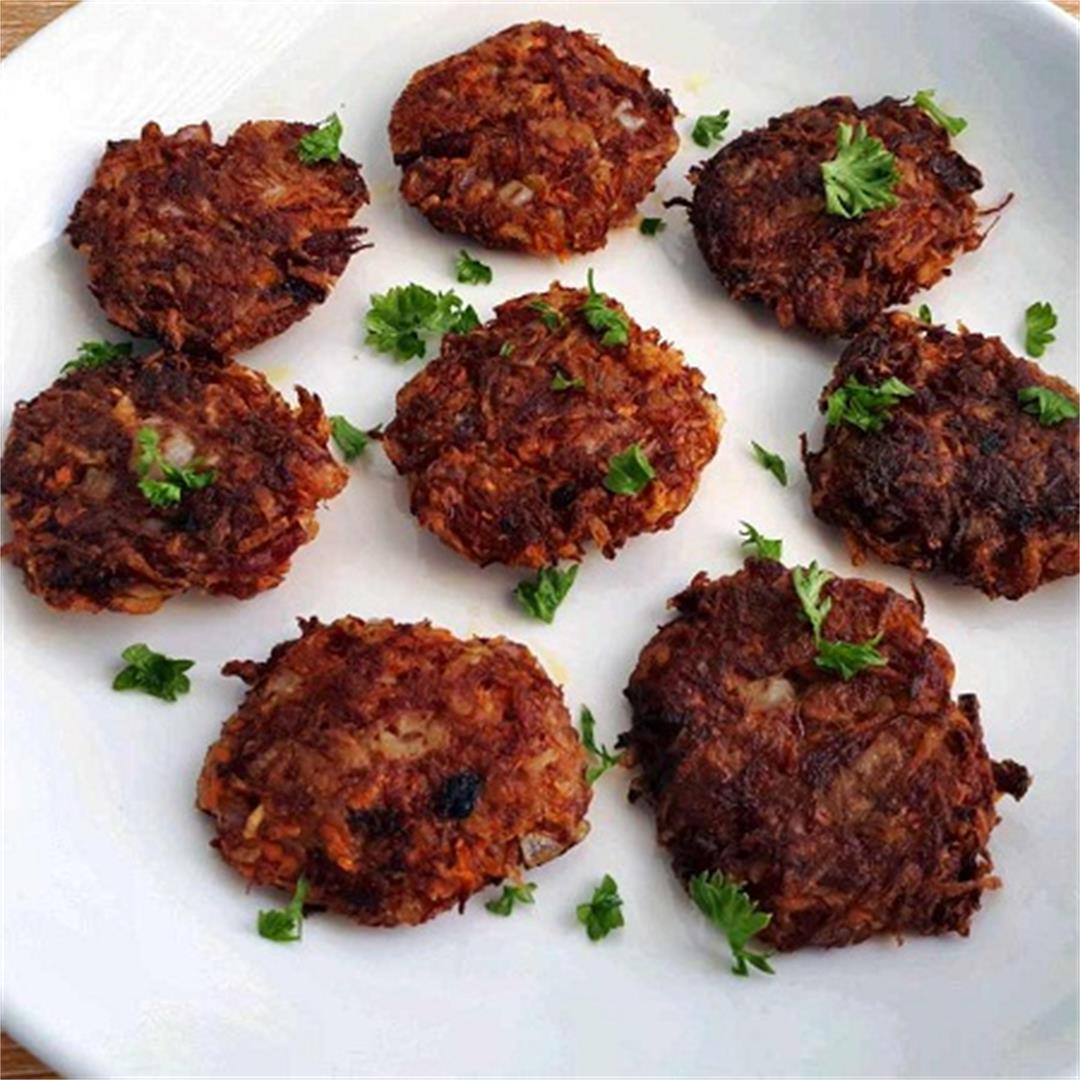 Corned Beef Hash Patties
