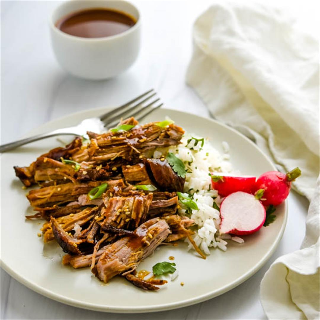 Asian Pulled Pork