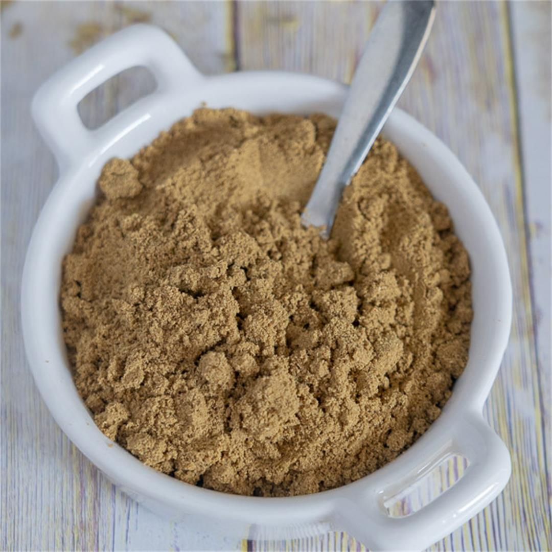 Homemade Fennel Seeds Powder