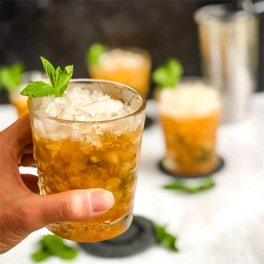 Mint Julep: How to Make this Classic Cocktail