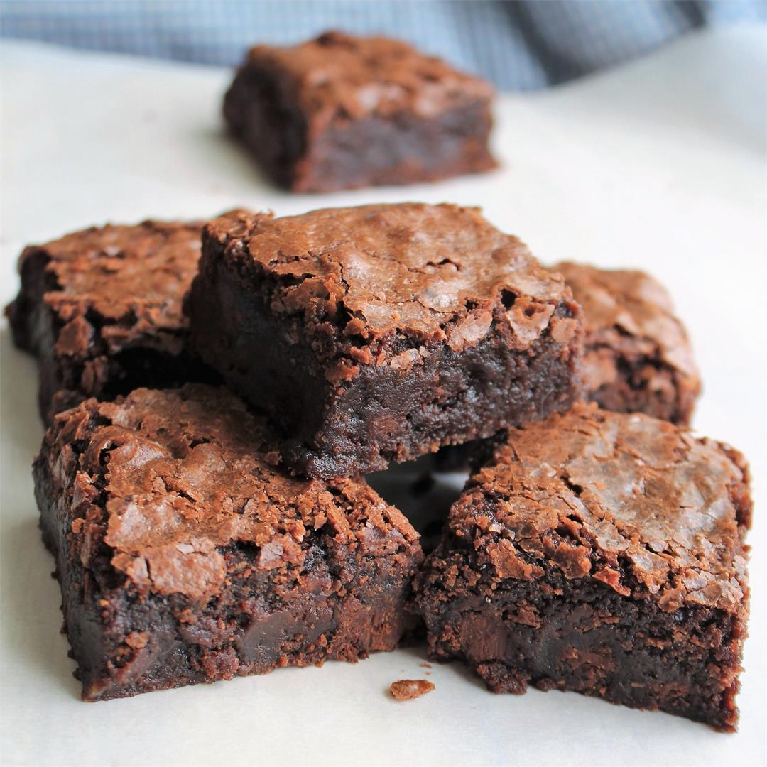 ATK's Chewy Brownies – My Recipe Reviews