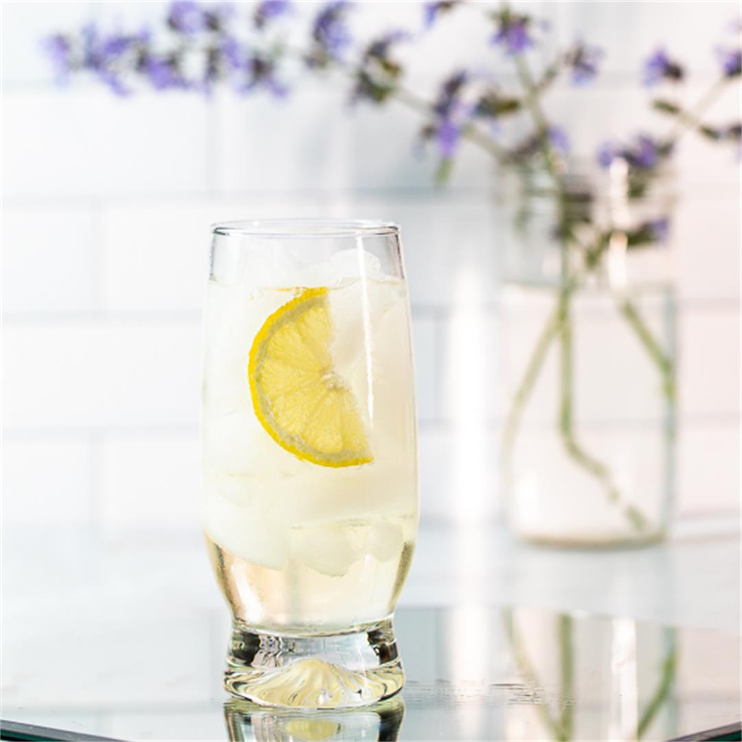 Lillet and Tonic