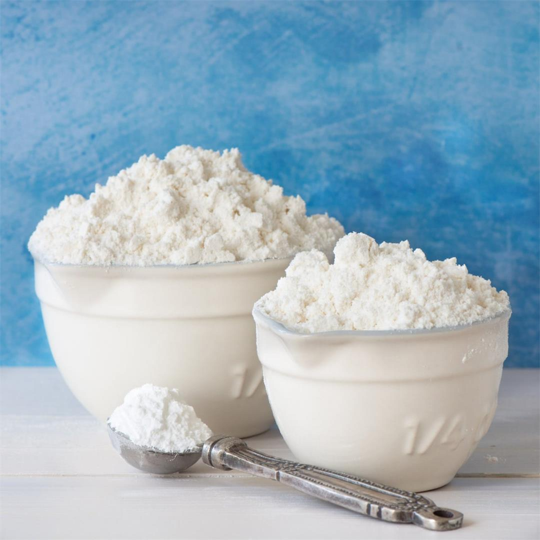 How To Make Self-Raising Flour From Plain Flour