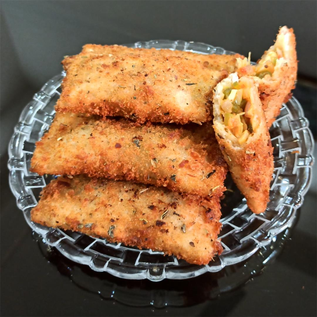 Veg Crispy Pillows