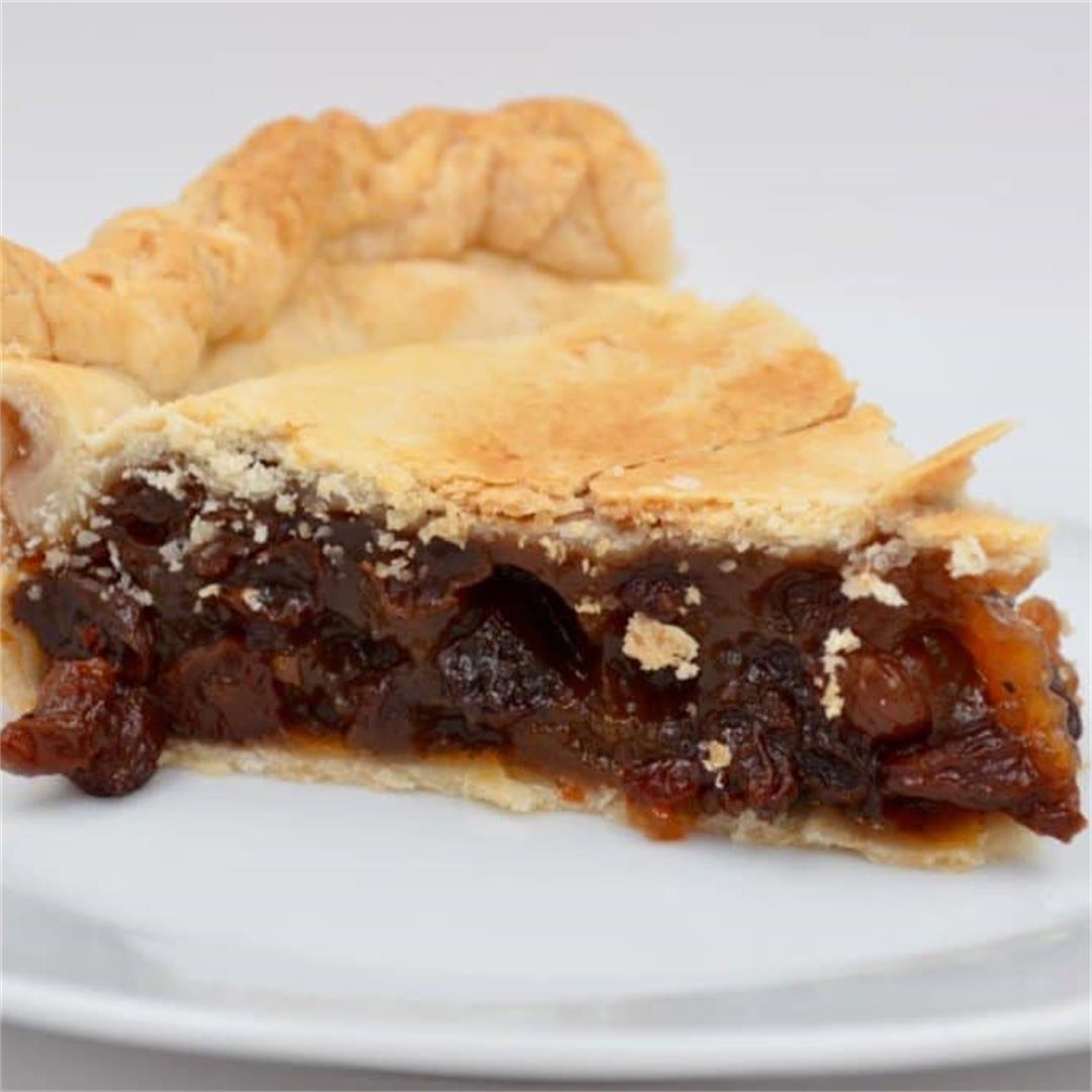 Mom's Easy Raisin Pie