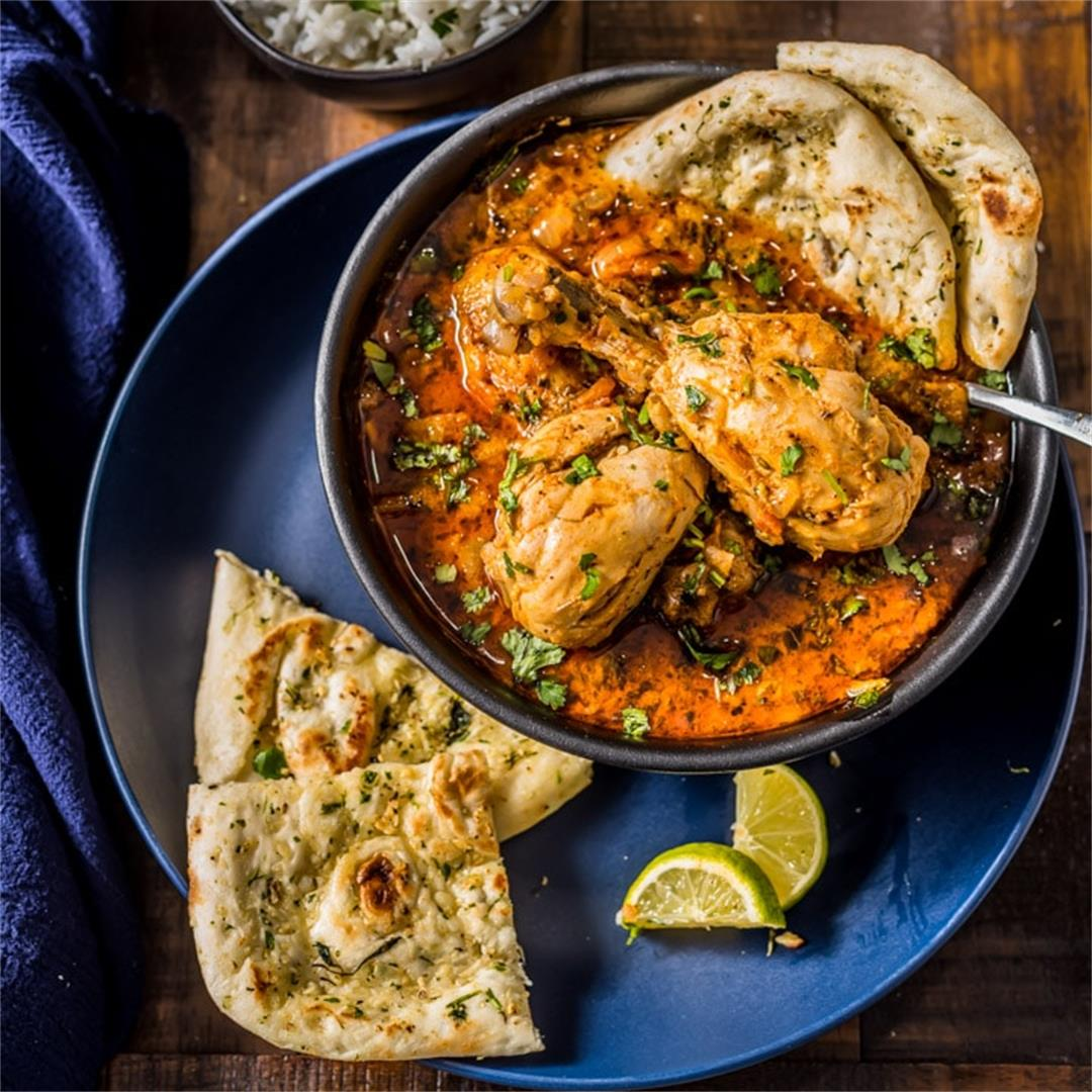 Instant Pot Chicken Curry