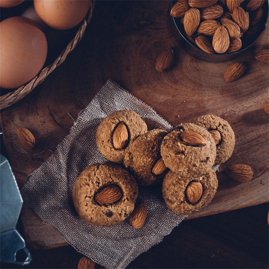 Gluten Free Lemon Cookies Recipe