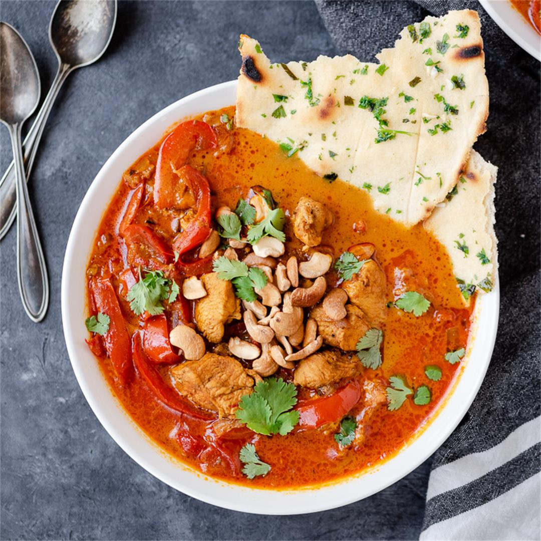 Easy Chicken Curry for Busy Weeknights