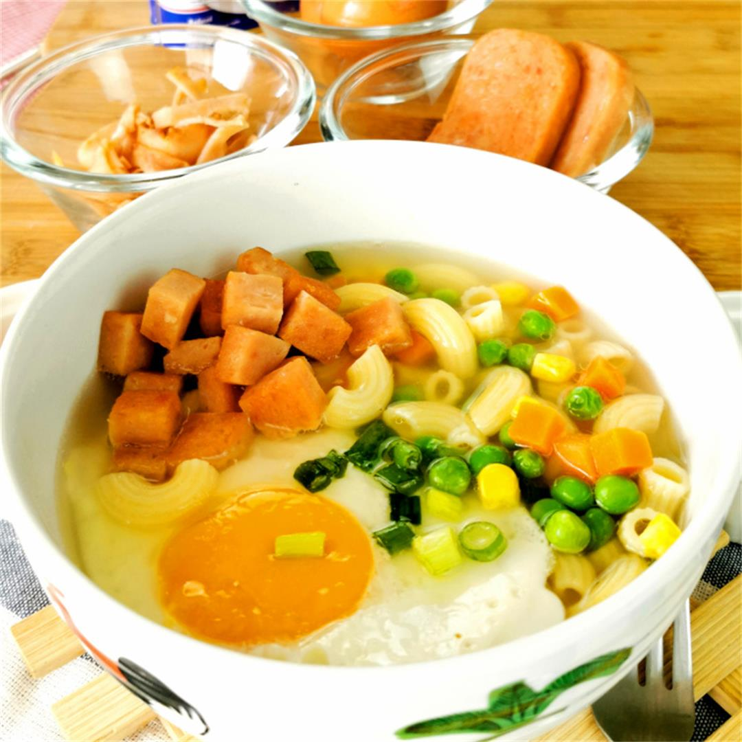 Macaroni Soup How To Cook This Delightful Hong Kong Pasta