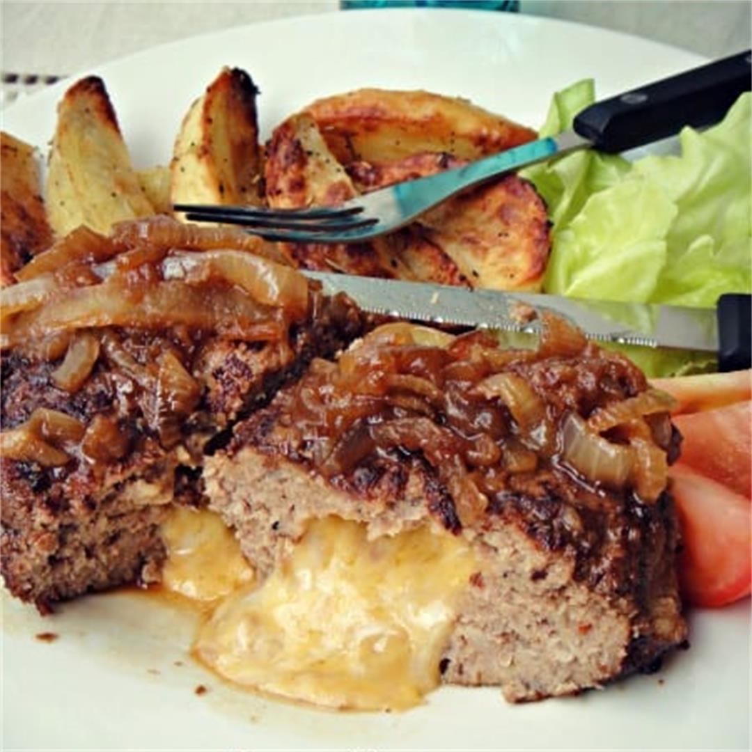 Hamburg Steak – Back 2 Back