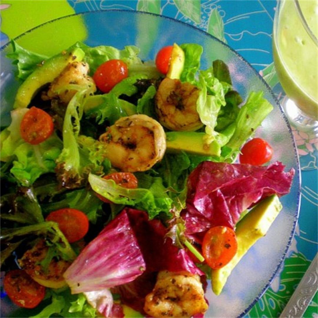Ballads of Salads! – Shrimp and Avocado Salad