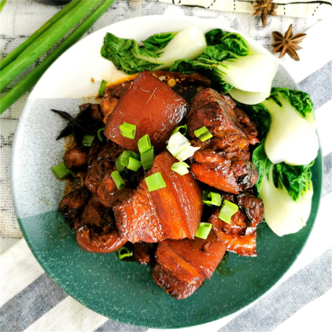 Braised pork belly recipe- how to make it melt-in-the-mouth