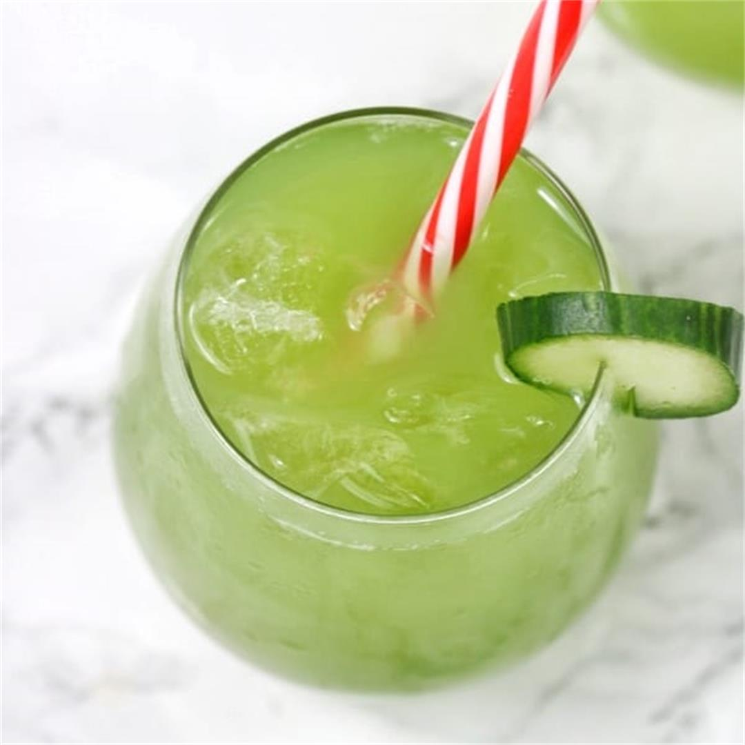 Cucumber Juice Recipe