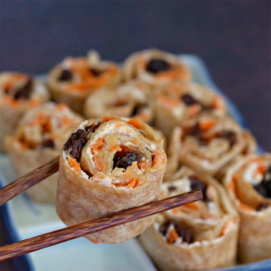 Raisin Sushi