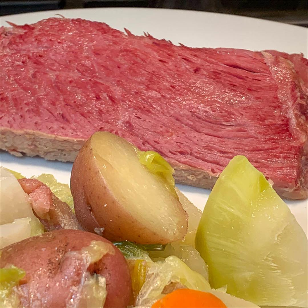 Corned Beef Pot-au-Feu