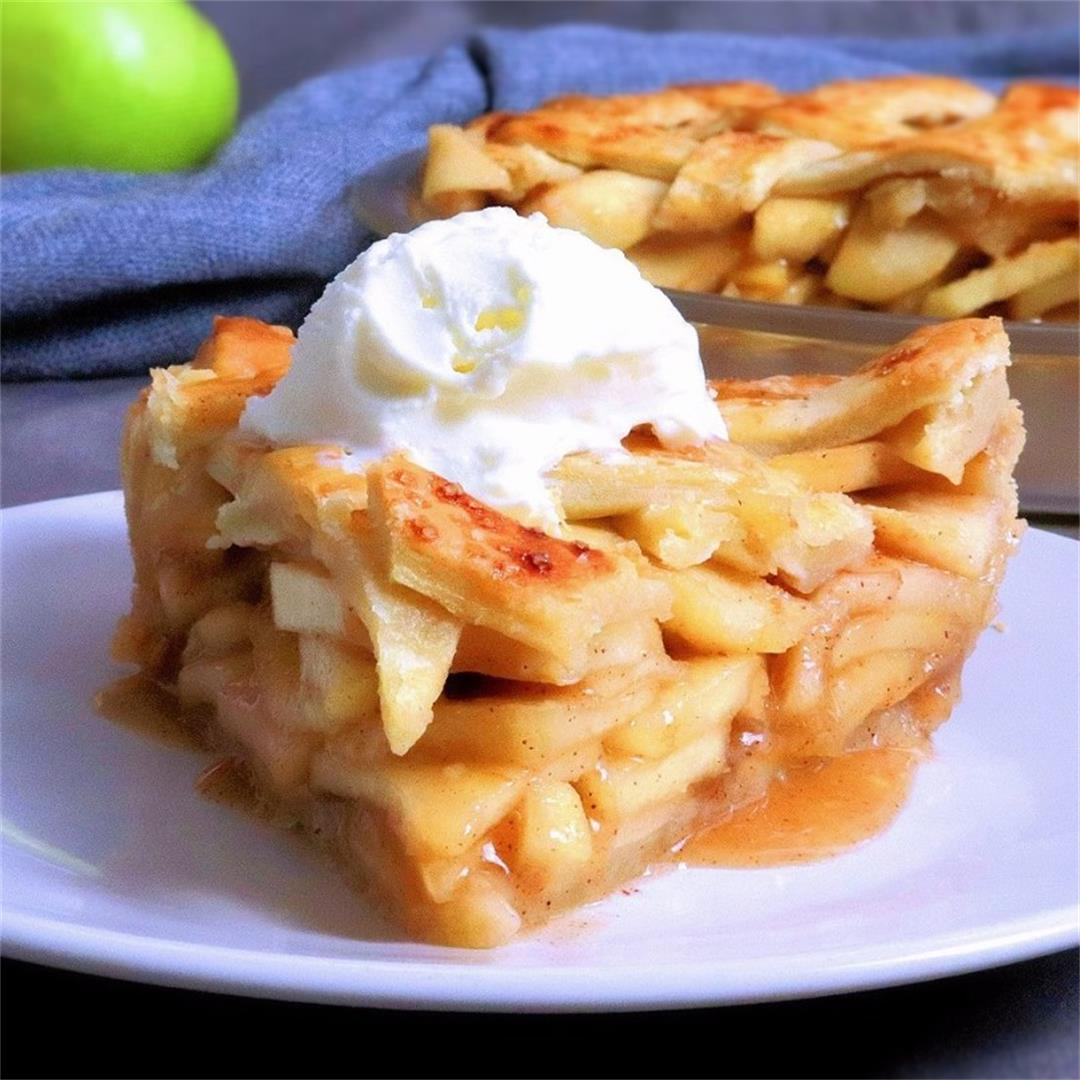 Apple Pie Recipe - Meals by Molly
