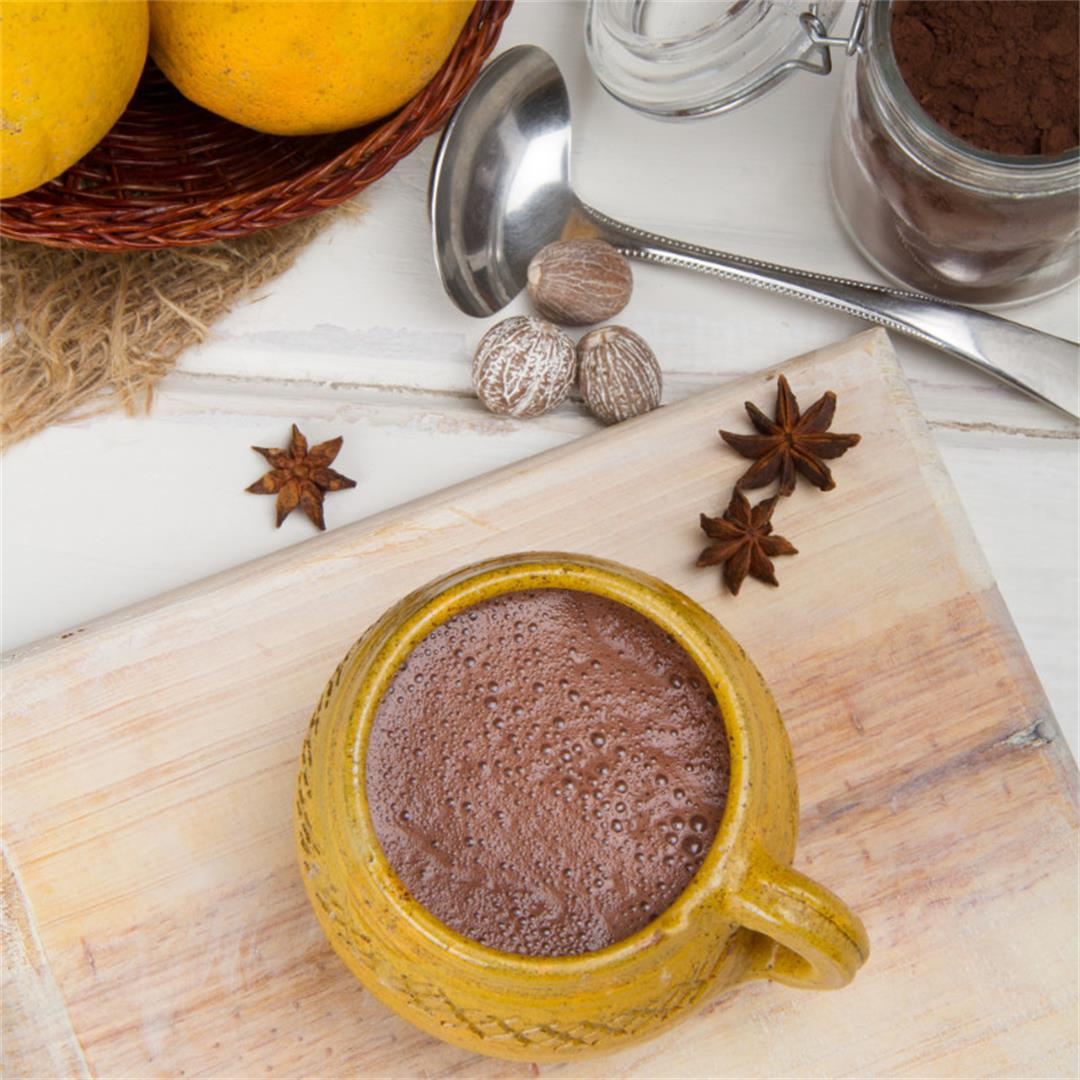 Peruvian Hot Chocolate