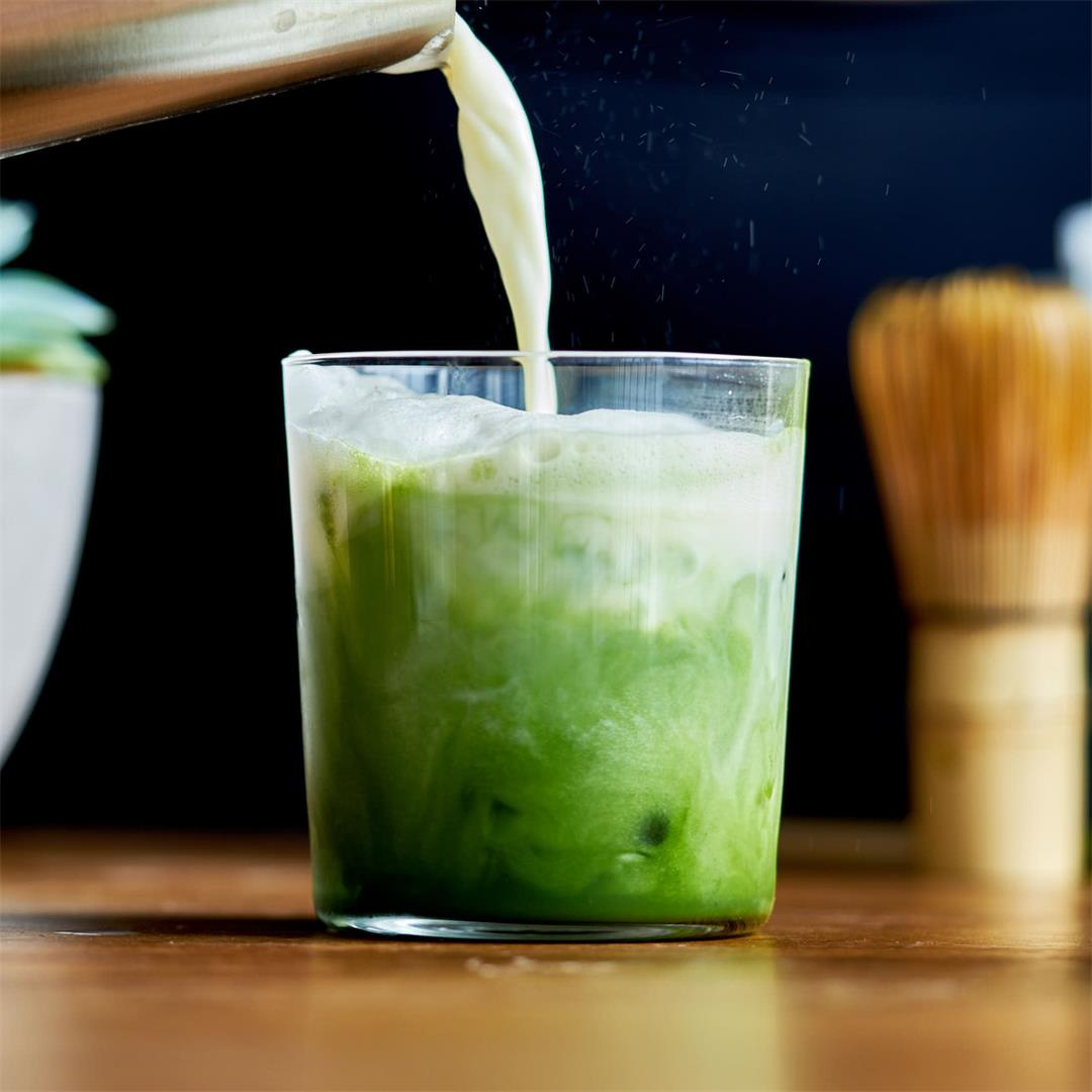 5 Ways to Make a Matcha Latte