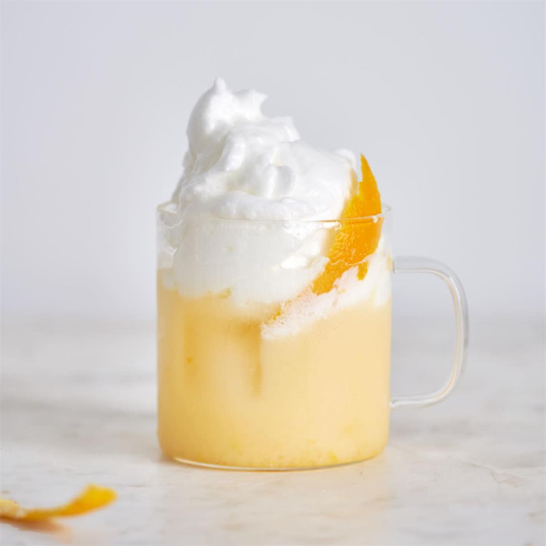 Whipped Orange Creamsicle