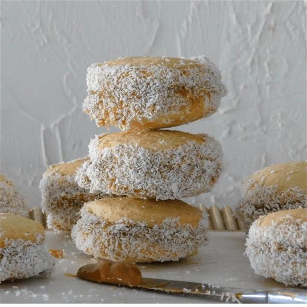 Alfajores: a Dulce de Leche Cookie