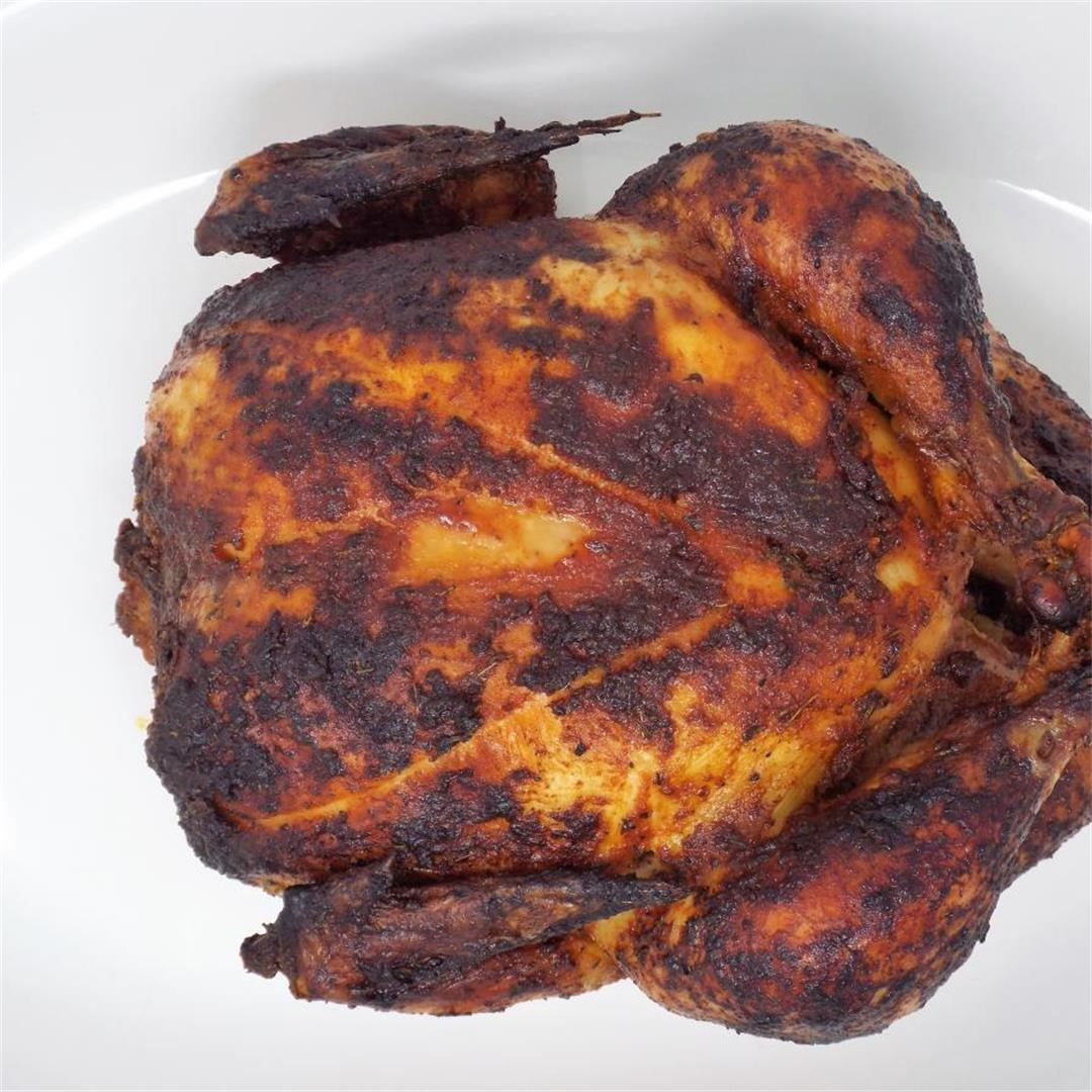 Kenny Rogers Copycat Roasted Chicken