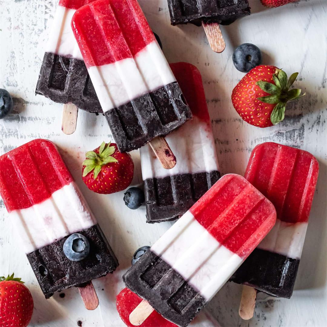 July 4th Popsicles