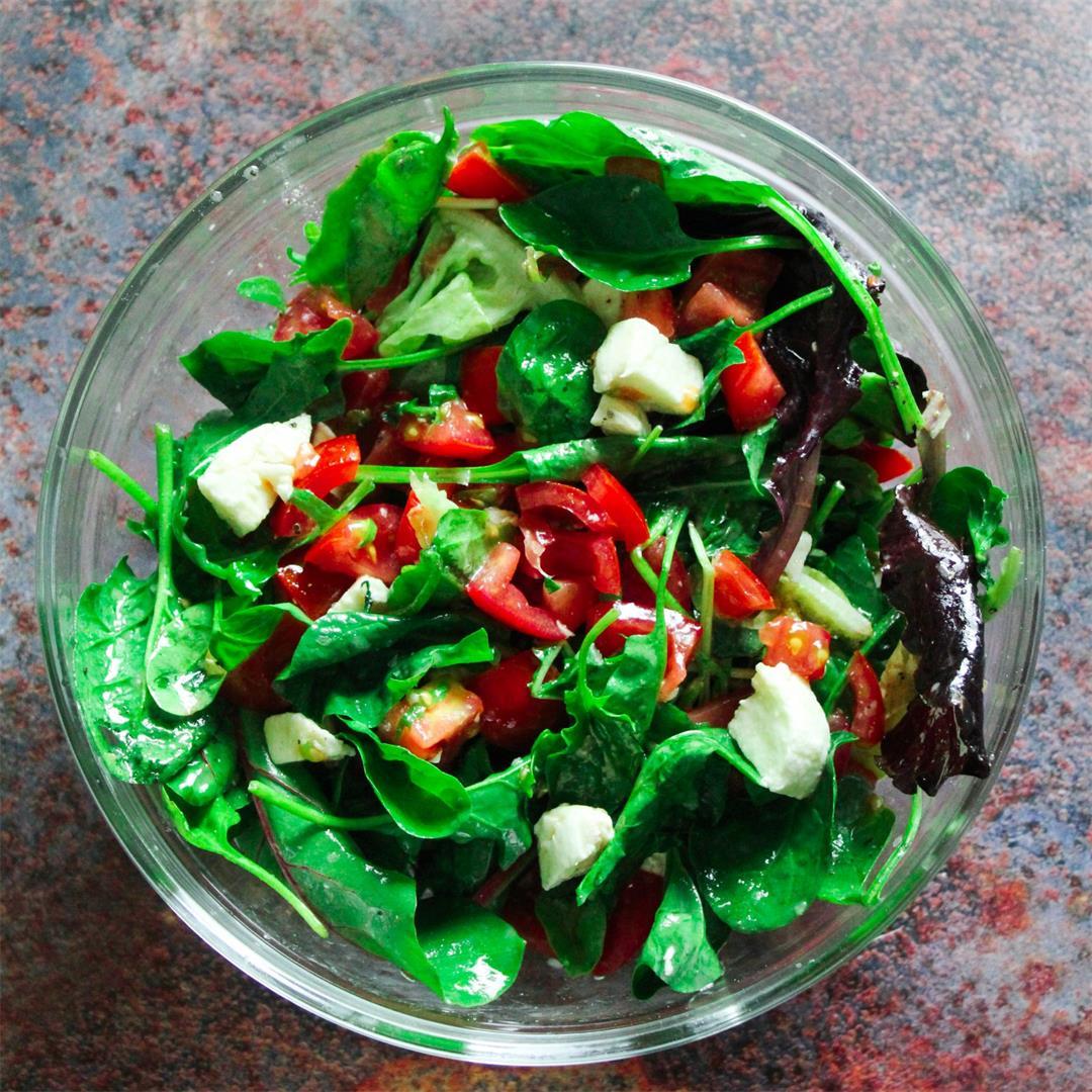 Carvalho House Salad