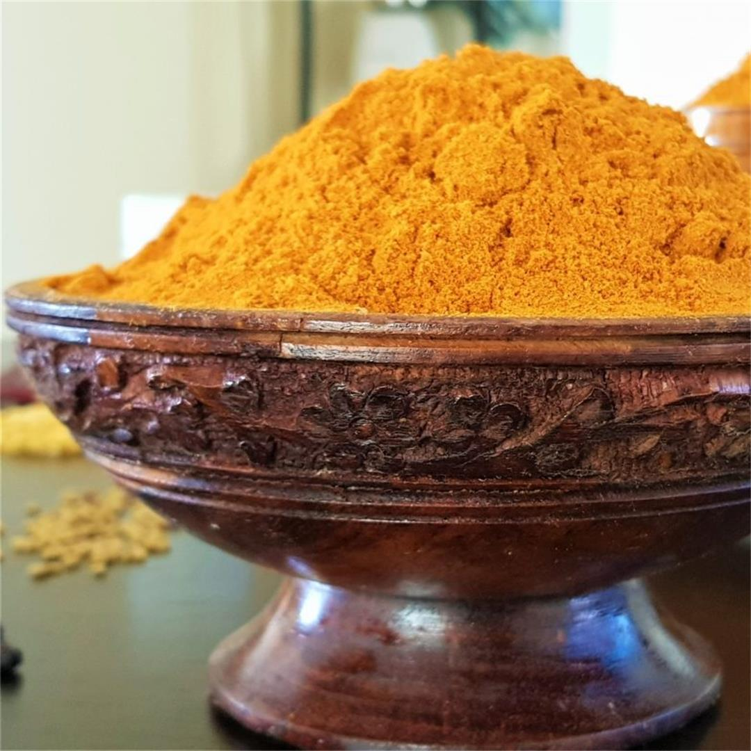 Homemade Sambhar Powder/ podi/South Indian