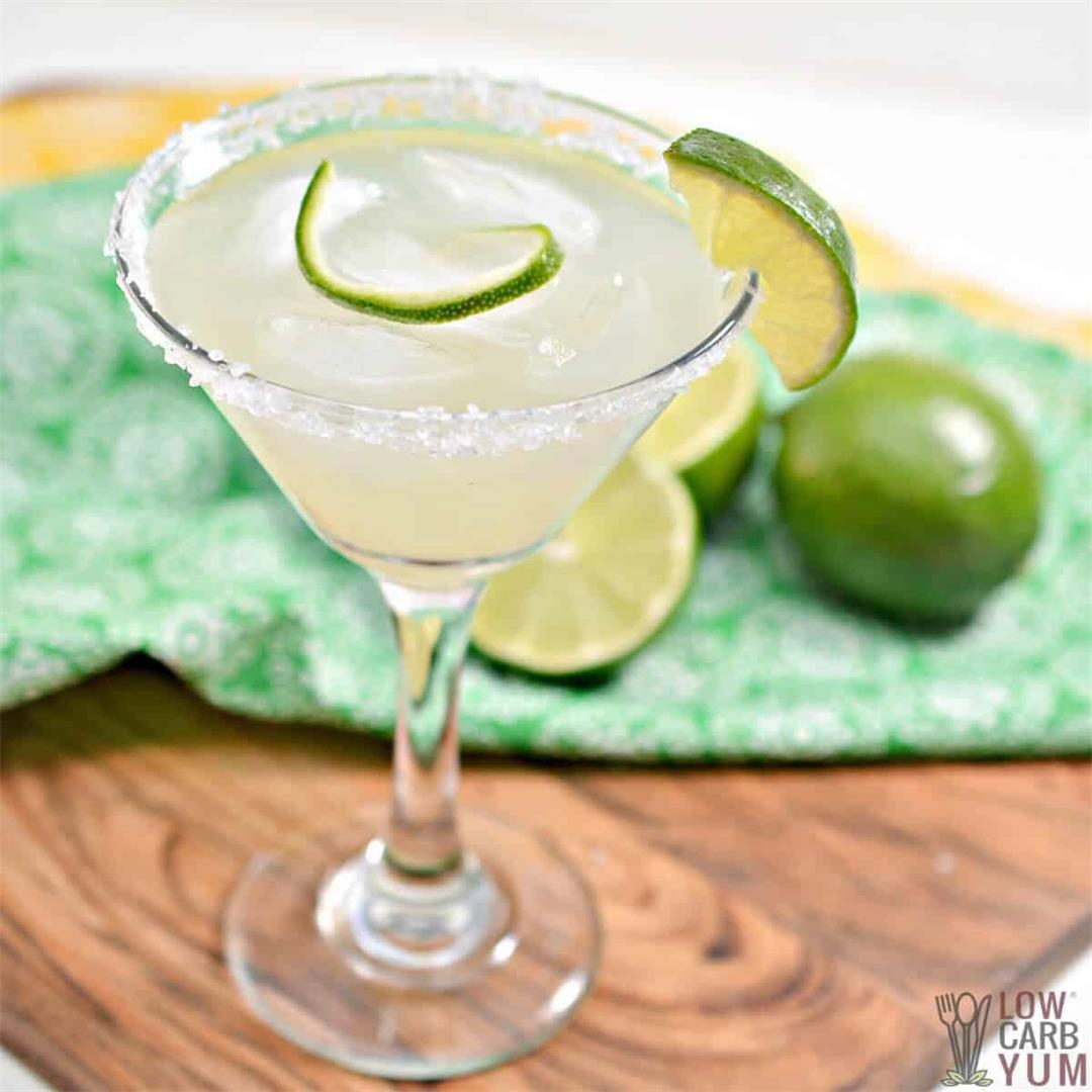 Best Keto Skinny Margarita Recipe