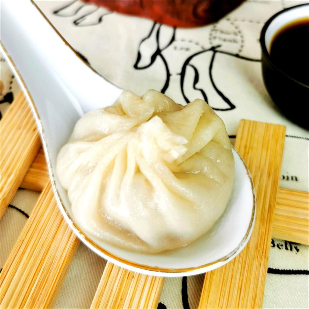 Xiao Long Bao (小笼包) How to make it at home (simplified method)