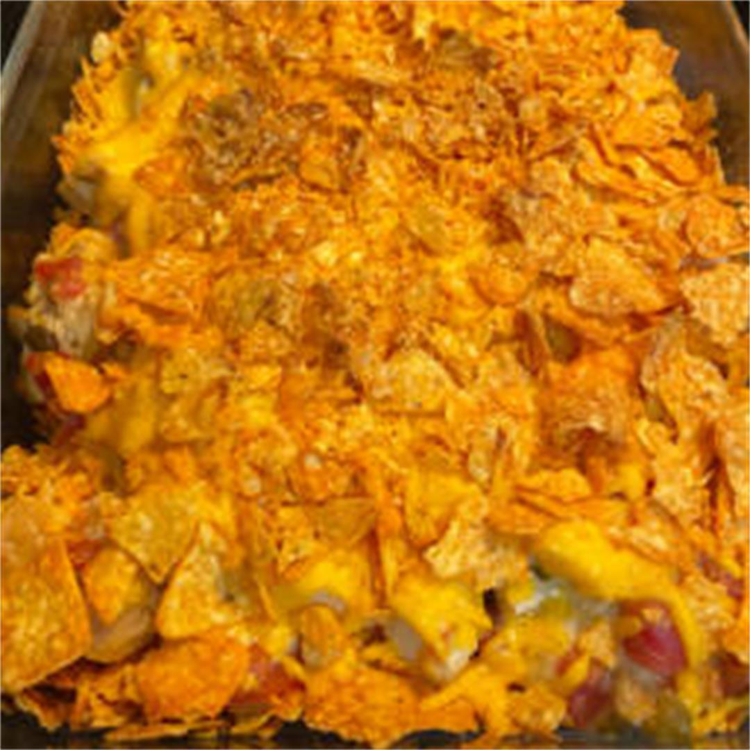 Chicken Doritos Casserole