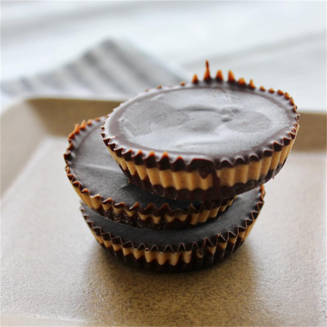 Low Carb Keto Peanut Butter Cups