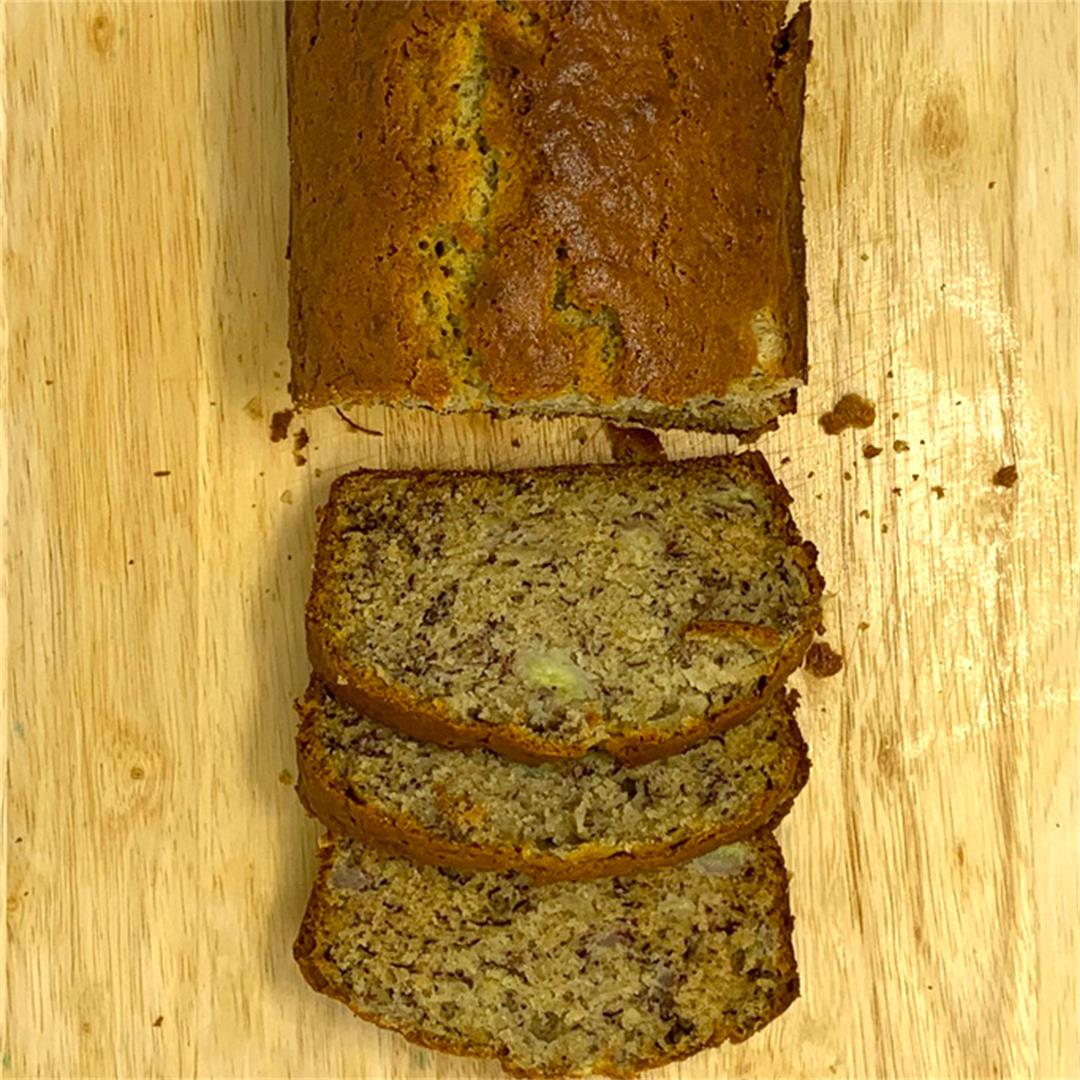 The Ultimate Banana Bread Recipe