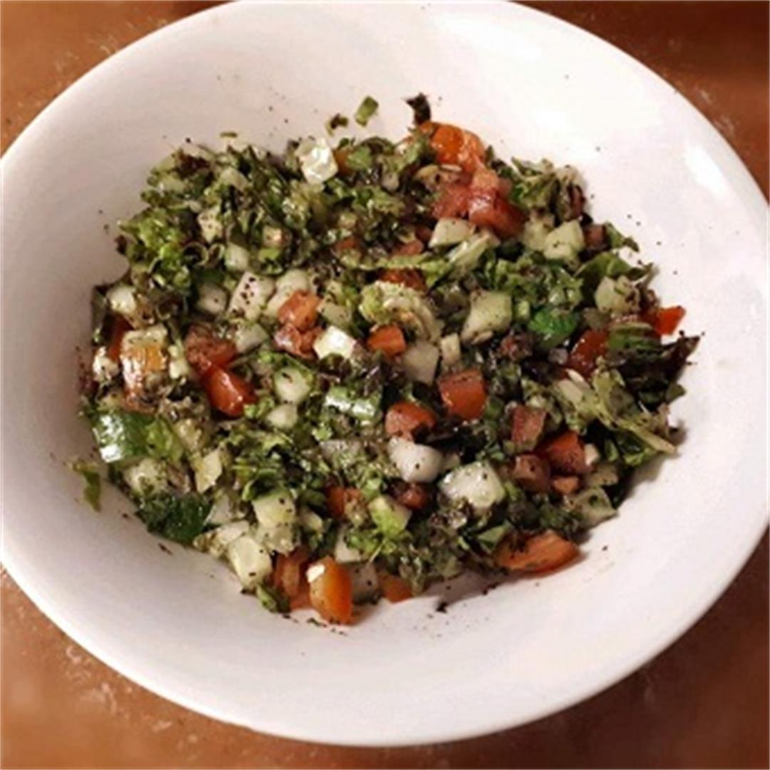 Arabic Salad Recipe