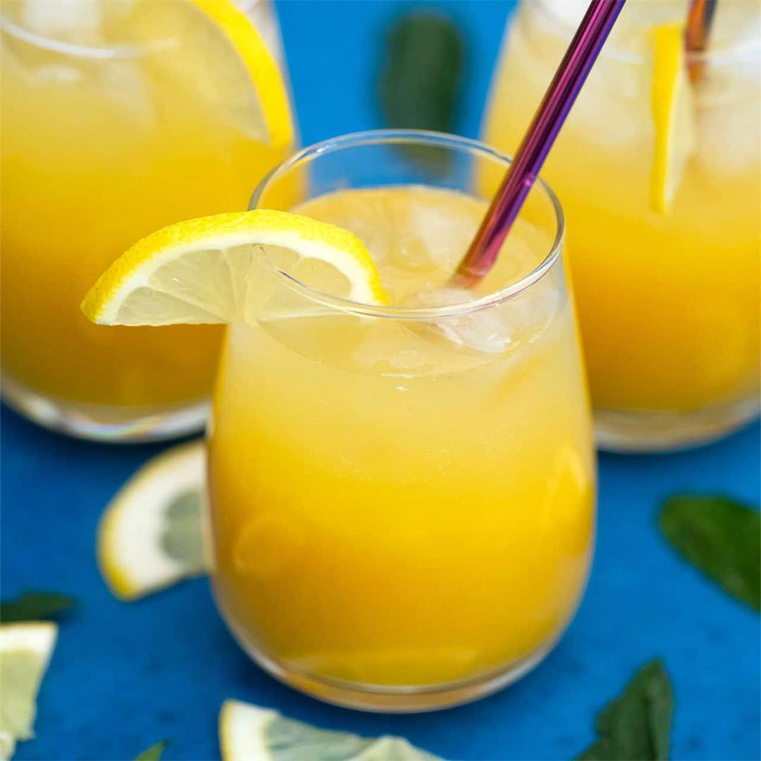 Mango Lemonade Recipe [Video]