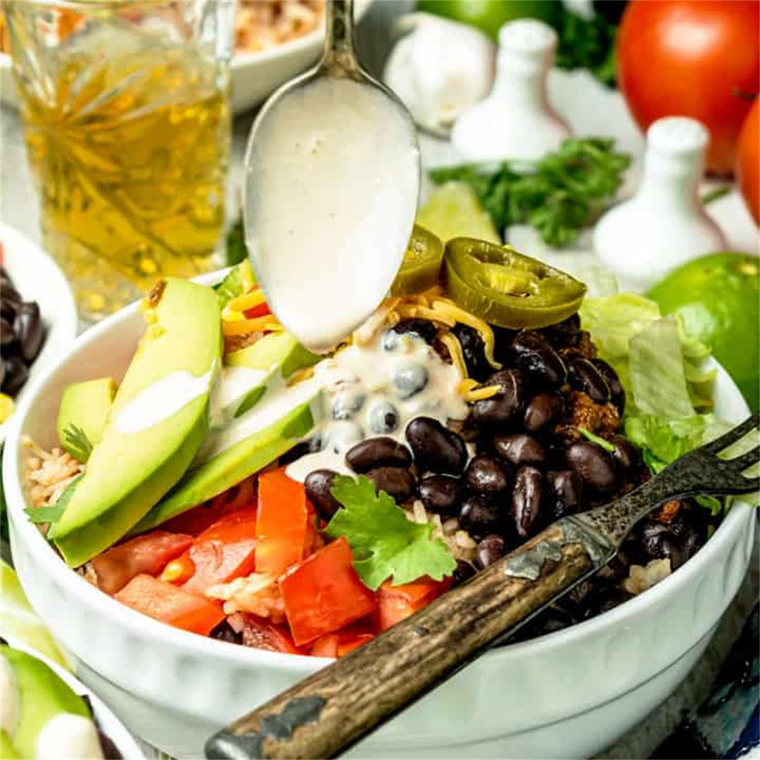 How To Make Chipotle Burrito Bowl at Home