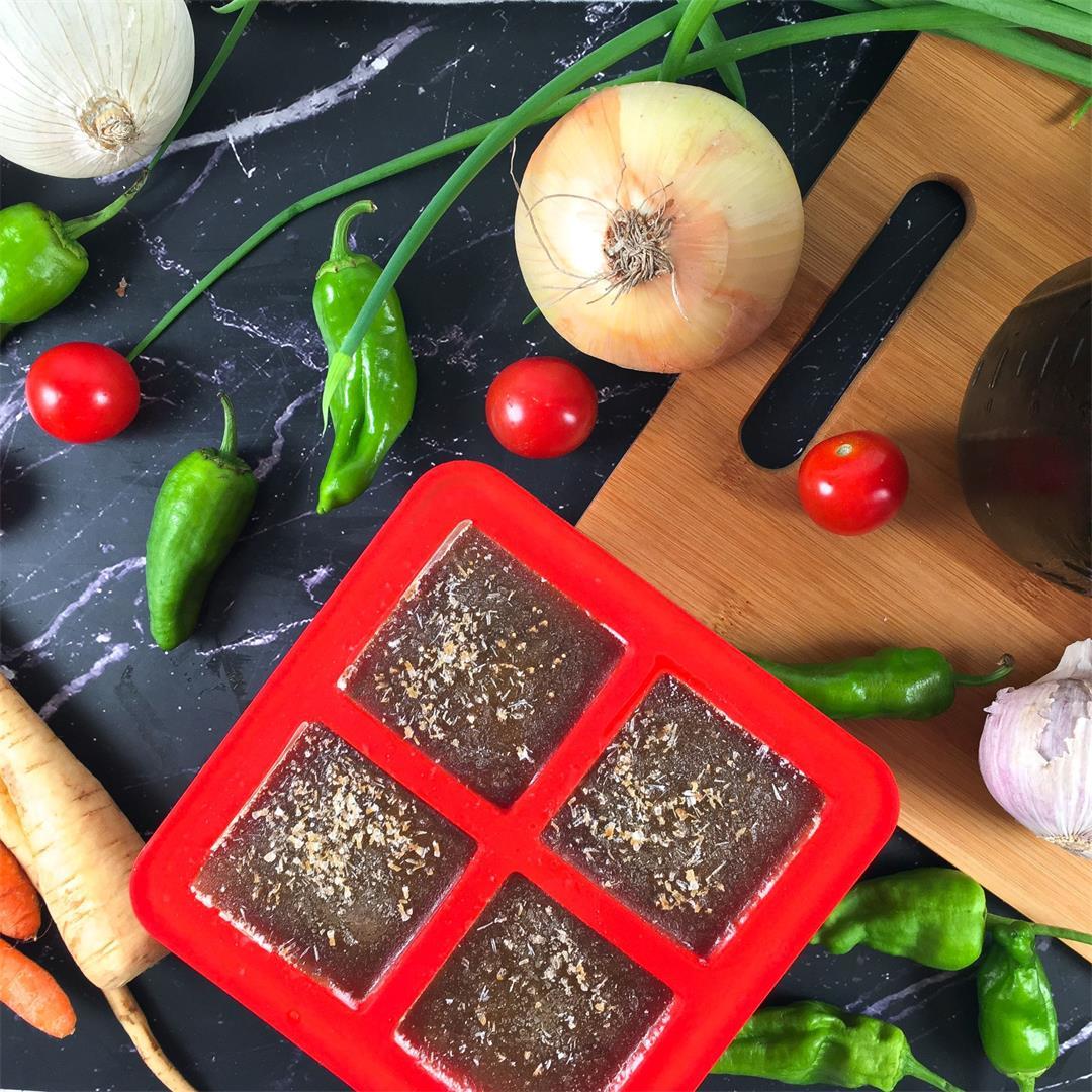 Vegetable Stock – Make Your Own Homemade Veggie Broth