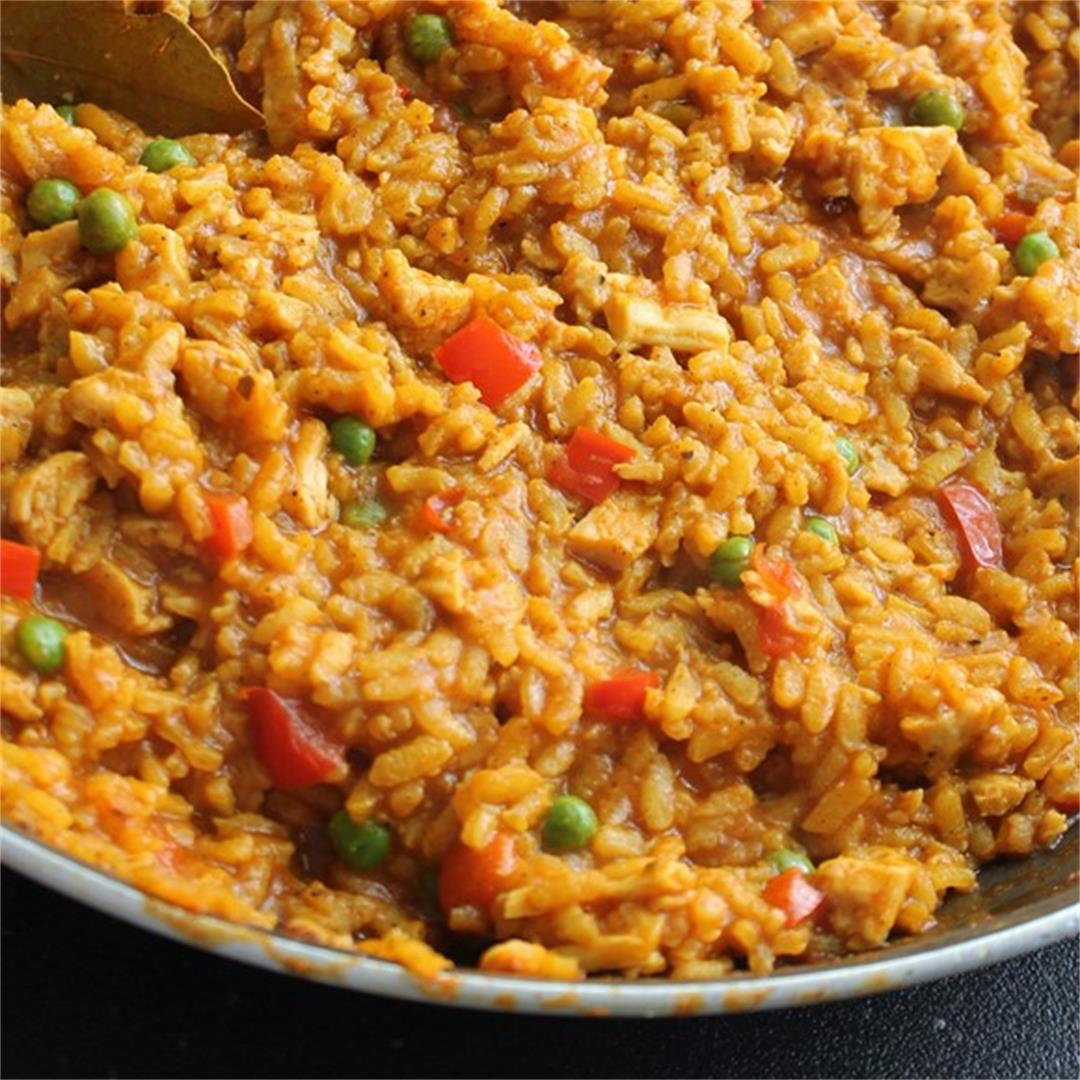 Texican Arroz Con Pollo – My Recipe Reviews