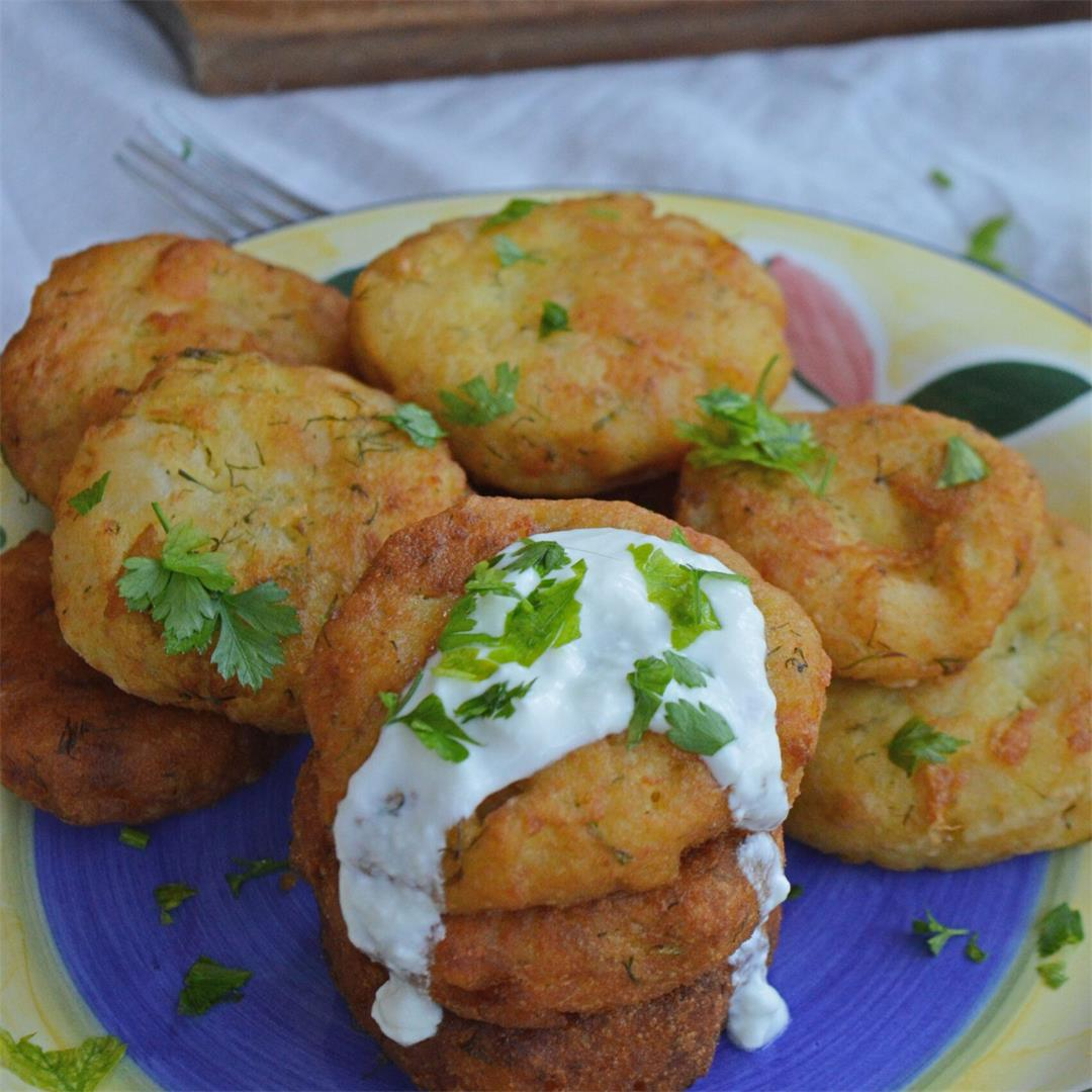 Leftover Potato Cakes — Tasty Food for Busy Mums