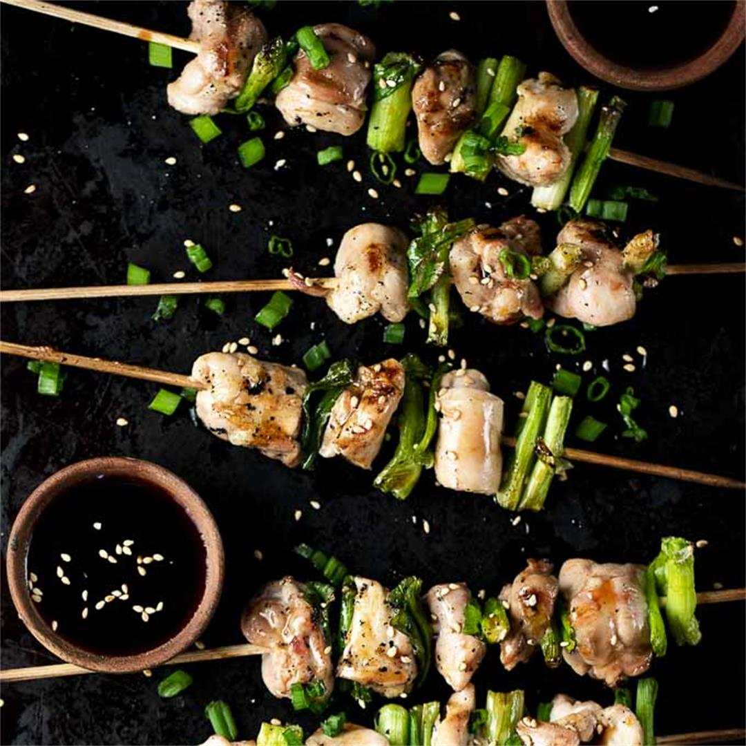 Japanese Chicken Yakitori