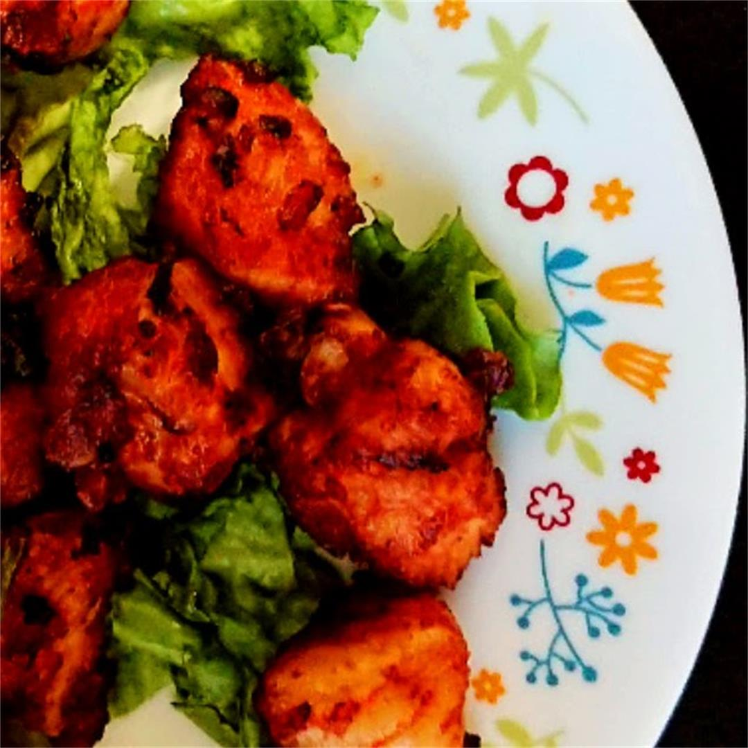 Gluten Free Chicken Pakoras