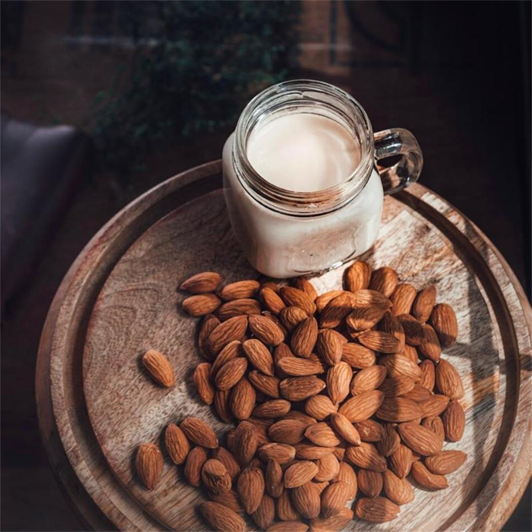 Gluten Free Almond Milk Recipe