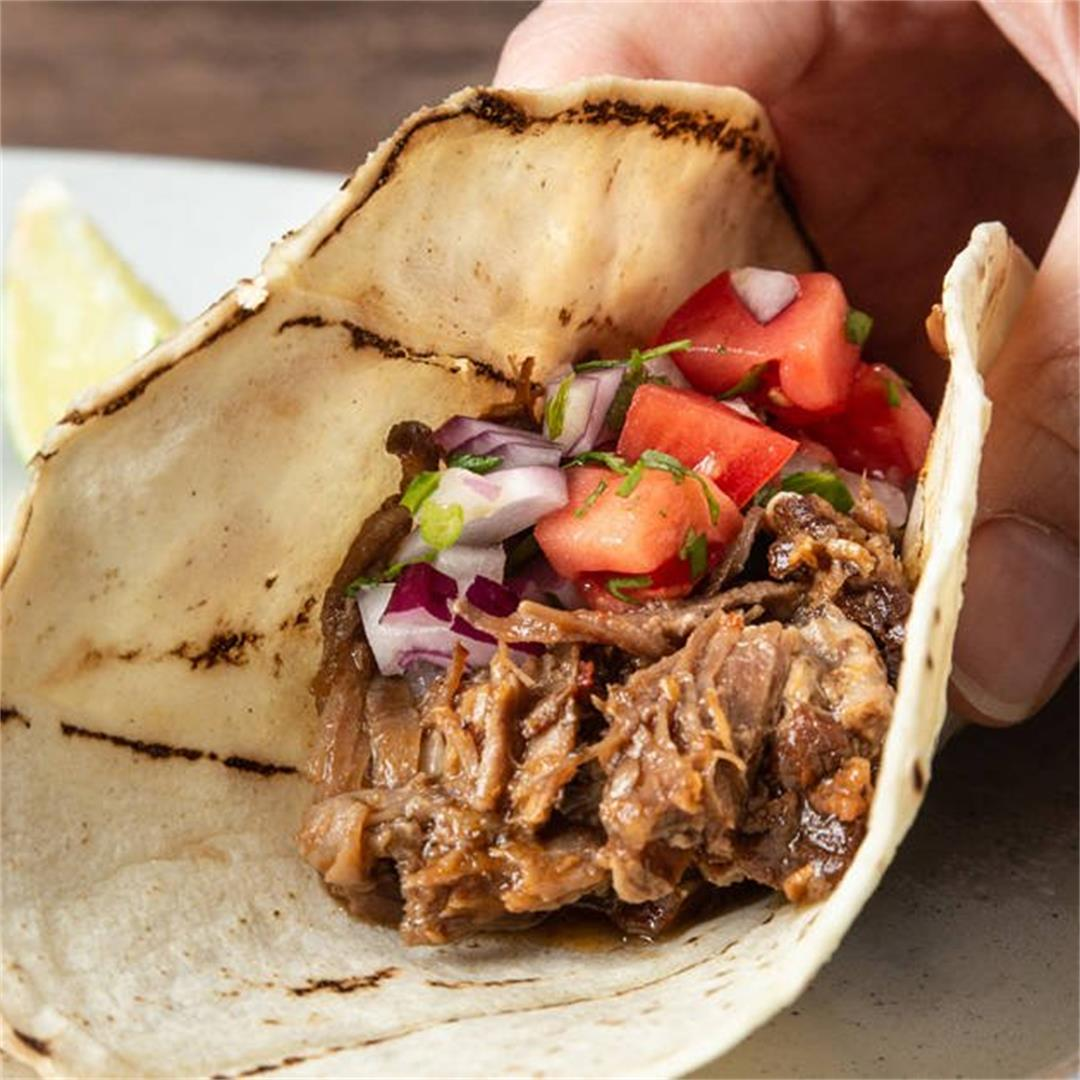 Instant Pot Mouth-Watering Barbacoa Beef