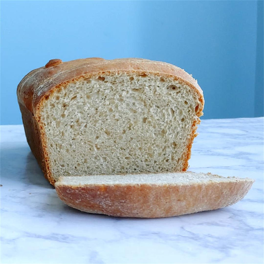Banana Sandwich Bread